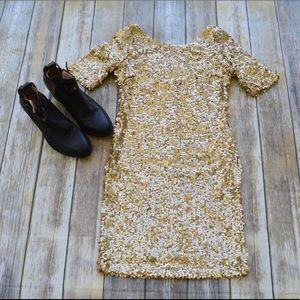 Fabulous sequin dress